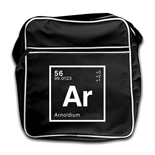 Retro Black Flight Arnold Red Dressdown Periodic Bag Element q0CpztwF
