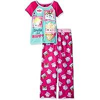 Num Noms Big Girls' 2pc Sleepwear Set