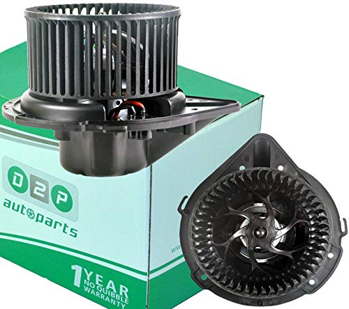 D2P AUDI A4 VW PASSAT HEATER BLOWER FAN MOTOR:
