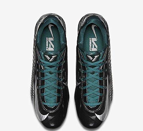 Nike Vapor Carbon Elite TD Herren Fußballschuh Schwarz / Metallisch