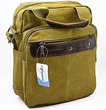 حقيبة للرجال-بيج - حقائب طويلة تمر بالجسم