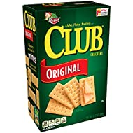 Keebler Club Crackers, Original, 13.7 oz Box