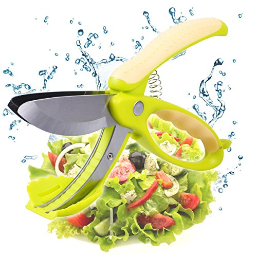 salad chopper scissors - 2