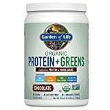 Best Garden of Life Protein Shakes - Garden of Life Organic Protein + Greens Shake Review