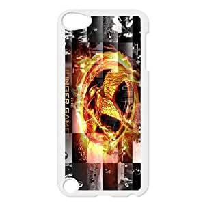 High Quality Phone Back Case Pattern Design 6The Hunger Games Pattern- FOR Ipod Touch 5