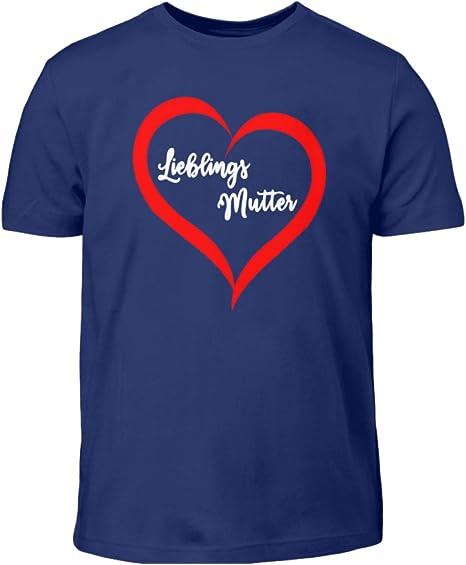 ROCK-WITCHES Idea de Regalo para el día de la Madre. Tuerca de cariño, corazón y Letra. Camiseta para niños con diseño de tipografía.: Amazon.es: Ropa y accesorios