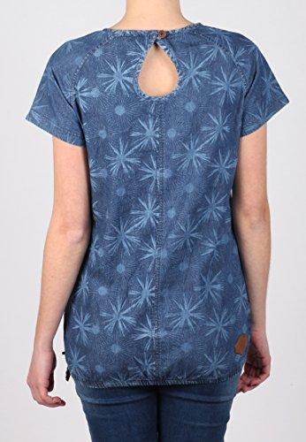 Aop Denim Summer shirt Kickin t Alife qfTZZ