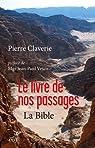Le livre de nos passages, la Bible par Claverie