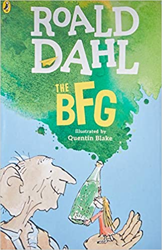 Amazon Fr The Bfg Roald Dahl Quentin Blake Livres