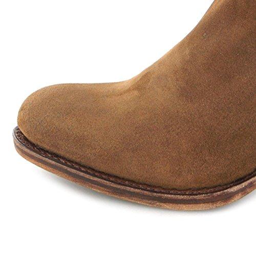 Scarpe Fawn Sendra Chiuse Rovere Donna Boots 5W8qZ8f