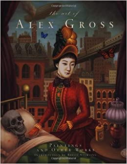Book Art of Alex Gross