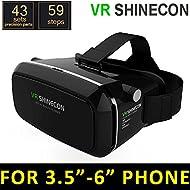 2016 Nouvelle version 3D VR Réalité Virtuelle Lunettes Headset Convient pour Google iPhone Samsung Remarque LG Huawei HTC Moto smartphone à écran 4.5-6.0 pouces