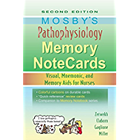 Mosby's Pathophysiology Memory NoteCards - E-Book: Visual, Mnemonic, and Memory Aids for Nurses