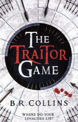 book cover of The Traitor Game