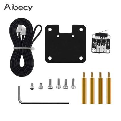 Aibecy X Axis - Juego de topes finales para impresora 3D ...