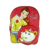 Disney Princess Belle Backpack with Side Mesh Pockets
