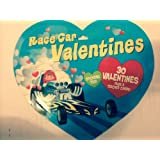 30 Race Car Valentines