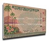 NCAA USC Trojans 1939 Rose Bowl Mega Ticket
