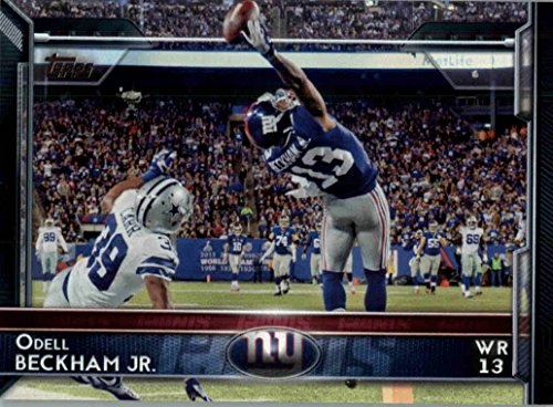Topps Football Odell Beckham NM MT product image