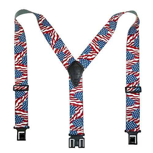 Perry Suspenders Mens Elastic Hook End 2