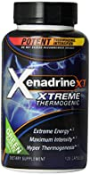 Xenadrine XT Xtreme Thermogenic with Green Coffee 120 Capsules