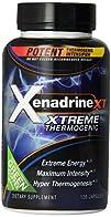 Xenadrine XT Xtreme Thermogenic with Green Coffee 120 Capsules