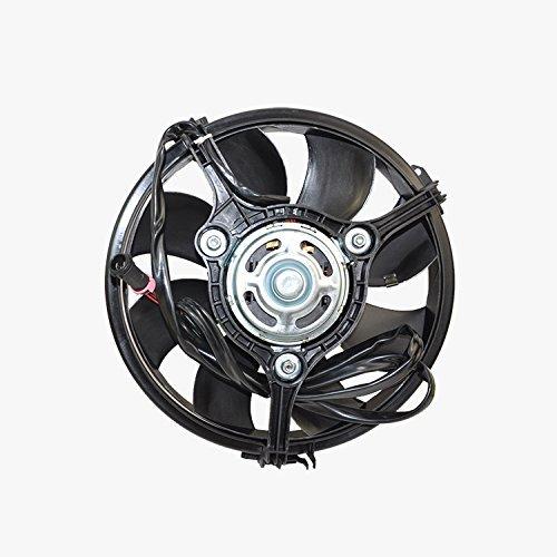 Audi / VW Volkswagen Auxiliary Cooling Fan Motor Premium Quality 8D0959455C (Auxiliary Passat Volkswagen Fan)