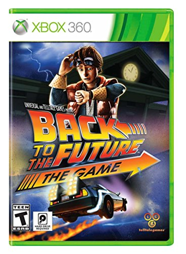 Back to the Future: The Game – 30th Anniversary – Xbox 360