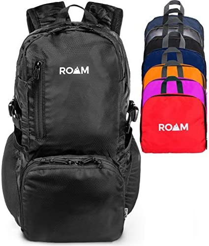 Roam Packable Backpack Water Resistant Tear Resistant product image
