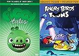 Piggy Tales & Angry Birds Cartoon Bundle - Animated Piggy Tales DVD Season One & Angry Birds Toons (Season 3 Vol 2)