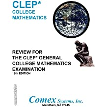 Review for the CLEP General College Mathematics