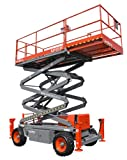 Skyjack SJ 8831 Rough Terrain Scissor Lift