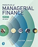 img - for Principles of Managerial Finance, Brief (8th Edition) (What's New in Finance) book / textbook / text book