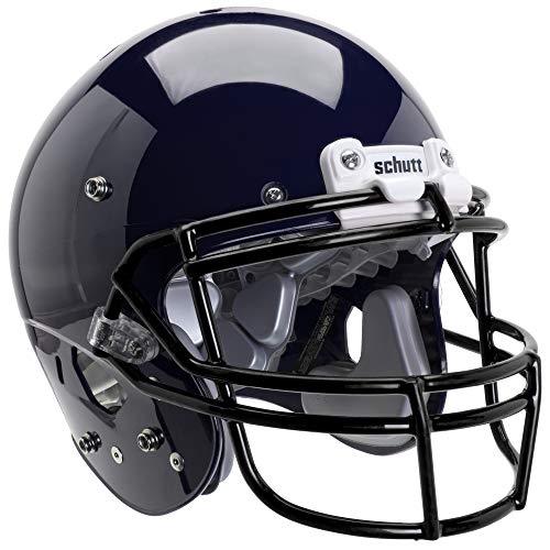 y AiR XP Pro VTD II Football Helmet(Faceguard Not Included), Navy, Large ()