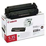 Original Canon S35 (7833A001AA, 7833A001) 3500 Yield Black Toner Cartridge – Retail, Office Central