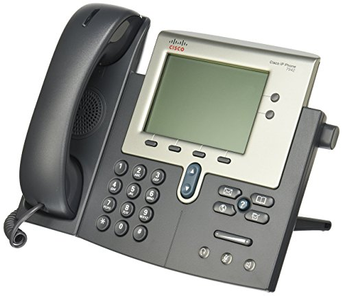 Cisco 7942G 7900 Series Unified IP Phone CP-7942G= POE, Communications Manager Required (Certified Refurbished) - 7900 Series