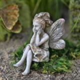 Miniature Dollhouse FAIRY GARDEN /Sage Review