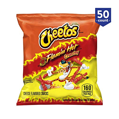 Cheetos Flamin' Hot 1 oz. (50 ct.) (Cheetos 50 Hot)