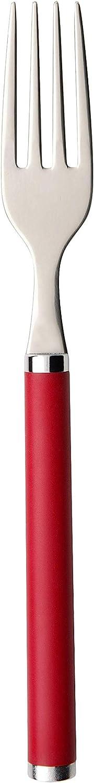 mehrfarbig 21.5 x 5 x 2.5 cm 1 Einheiten Red roses Tafelgabel edelstahl Villeroy /& Boch 12-6333-0050 Play