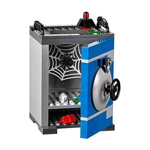 Lego City Coin Bank Lego 40110 122 Pc