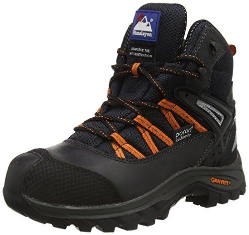 Himalayan Gravity Waterproof Hi - Calzado de protección Unisex adulto Negro - negro