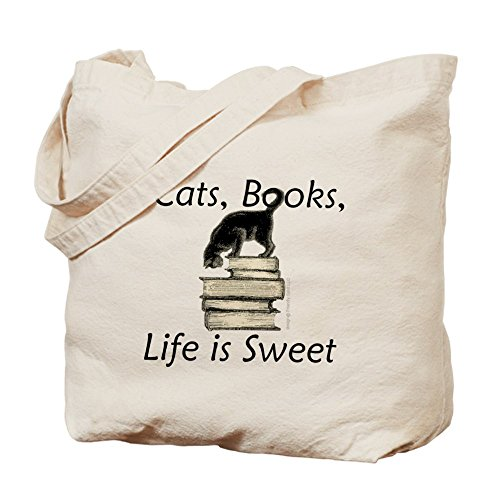 CafePress Books Natural Canvas Shopping