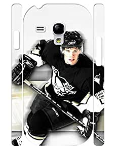 Special Sport Theme Hipster Guy Eco TPU Samsung Galaxy S3 Mini I8200 Phone Cover Case by icecream design
