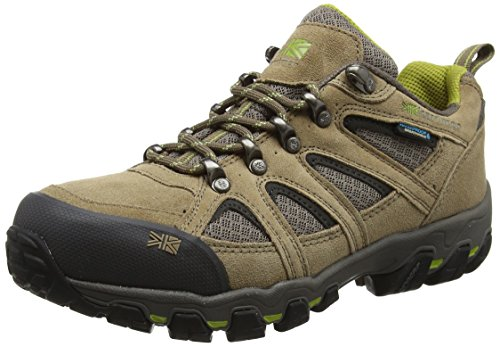 Karrimor Damen Bodmin Low 5 Ladies Weathertite UK 3 Trekking-& Wanderhalbschuhe Beige (Taupe)