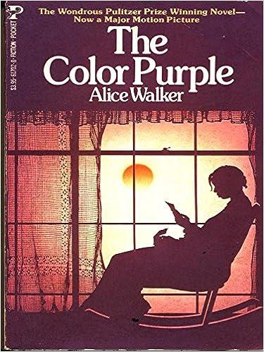 The Color Purple: Alice WALKER: 9780704339057: Amazon.com: Books