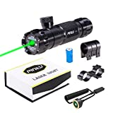 Best Green Laser Pointers - Pinty Hunting Rifle Green Laser Sight Dot Scope Review