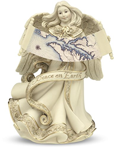Wings Peace Figurine Angel (Pavilion-