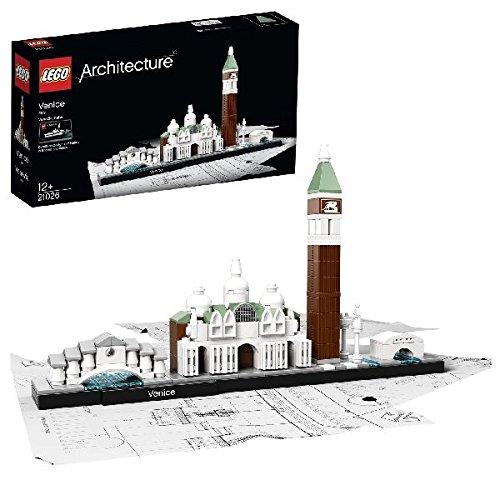 648 opinioni per LEGO Architecture 21026- Venezia