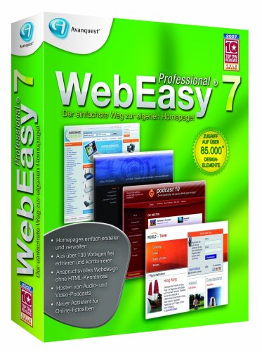 WebEasy 7 Professional