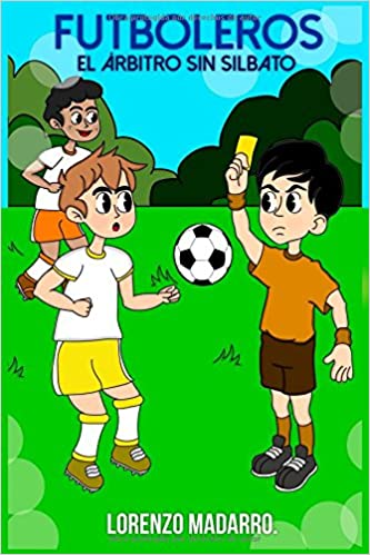 libros infantiles futboleros
